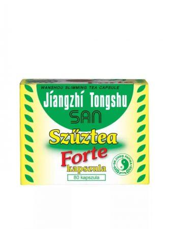 Dr. Chen Szűztea kapszula Forte (80 db)