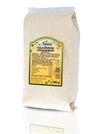 Natura Tejsavó fehérje koncentrátum (500 g)