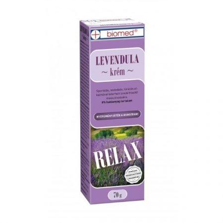 Biomed Francia Levendula krém (70 g)