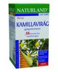 Naturland Kamillavirág tea, filteres (25x1 g)