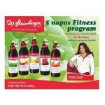 Dr. Steinberger Fitness csomag (5 db x 750 ml)