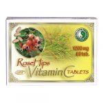 Dr. Chen C-vitamin tabletta csipkebogyó kivonattal, 1200 mg (80+16 db)