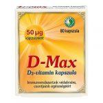 Dr. Chen D-max kapszula (80 db)