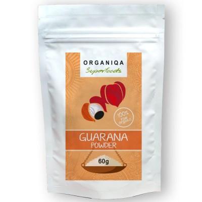 Bio Organiqa 100% Guarana por (60 g)