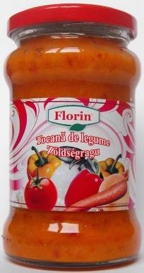 Florin Zöldséges ragu (300 g)