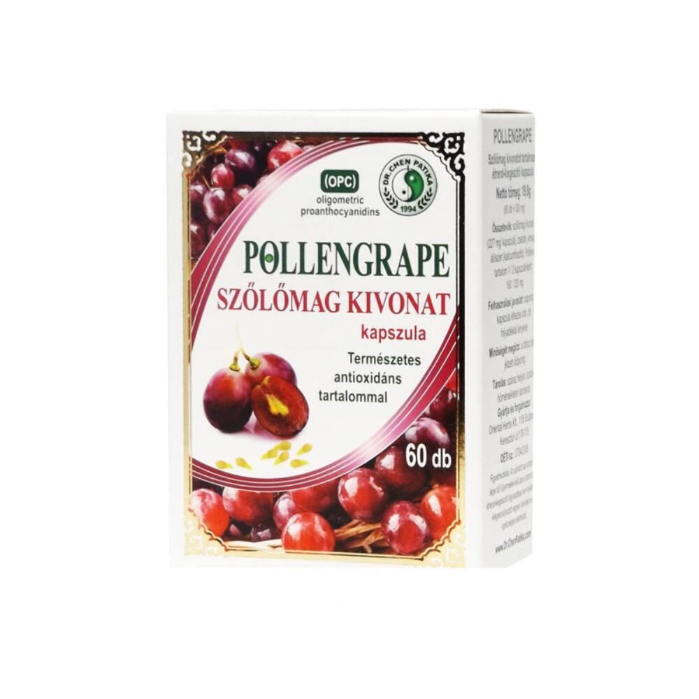 Dr. Chen Pollen Grape kapszula (30 db)