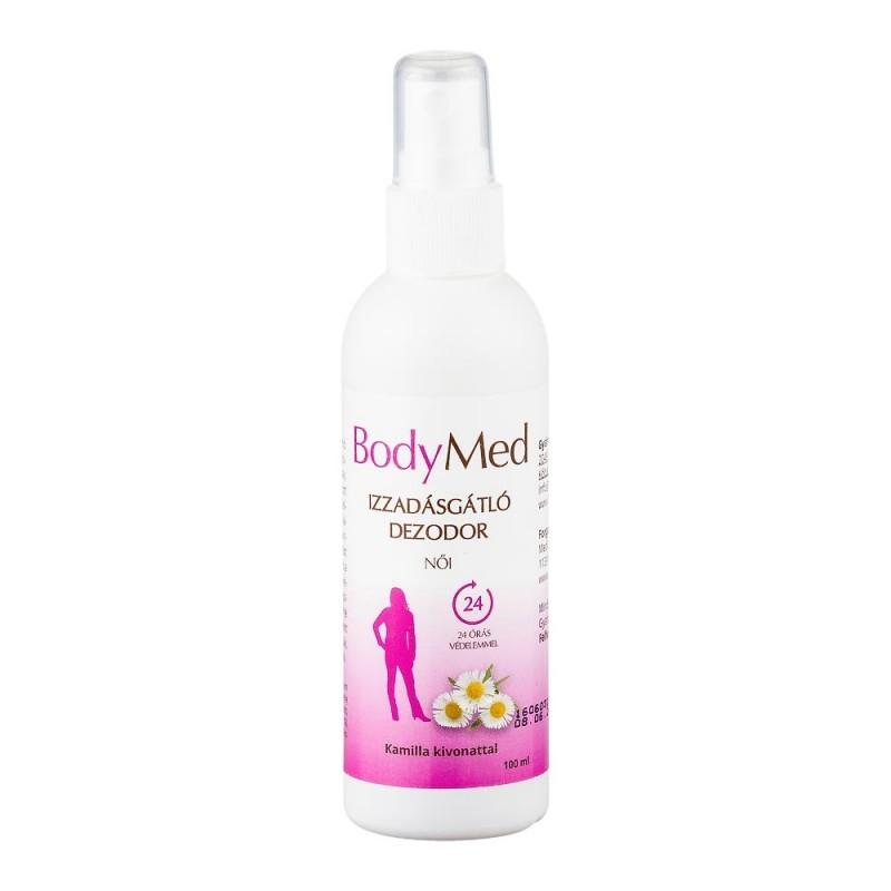 BODY MED női izzadásgátló spray (100 ml)