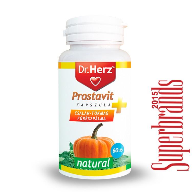 Dr. Herz Prostavit kapszula (60 db)