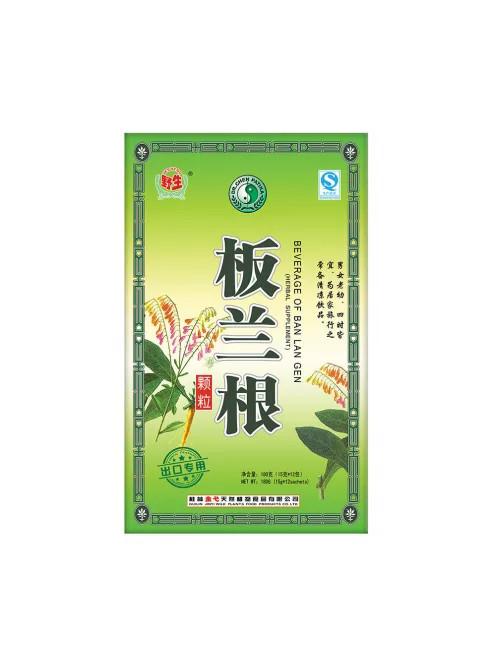 Dr. Chen Banlangen Instant Tea (12 filter)