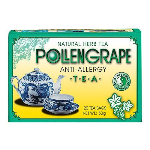 Dr. Chen Pollen Grape Tea Filteres Allergiára (20 filter)