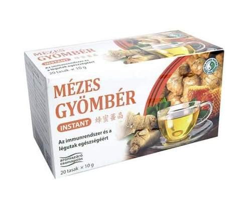Dr. Chen Instant Mézes Gyömbér tea (200 g)