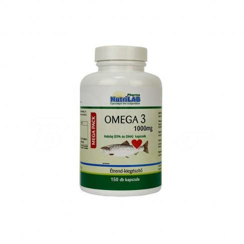 NutriLAB Omega-3 1000 mg kapszula (30 db)