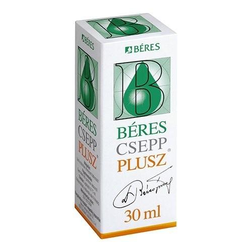 Béres Csepp Plusz (30 ml)