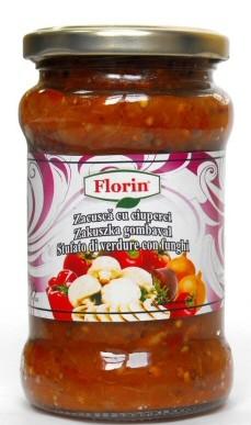 Florin Zakuszka gombával (300 g)