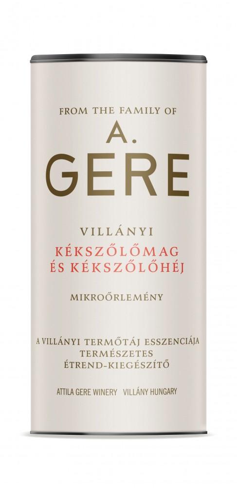 Gere Kékszőlőmag mikró őrlemény (150 g)