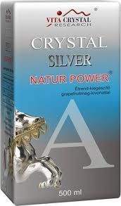 Vita Crystal Silver Natur Power (500 ml)