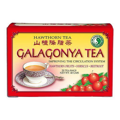 Dr. Chen Galagonya Tea filteres (20 db)