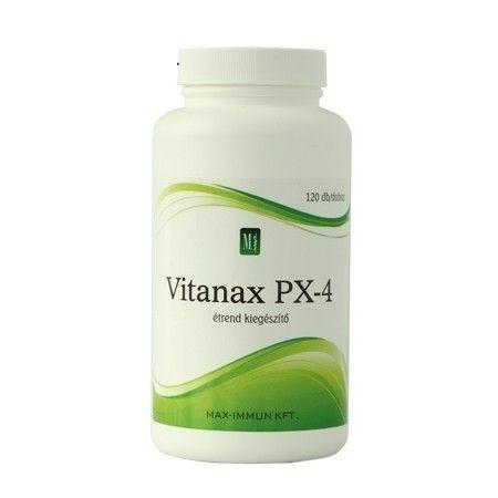 Vitanax px-4s kapszula (120 db)