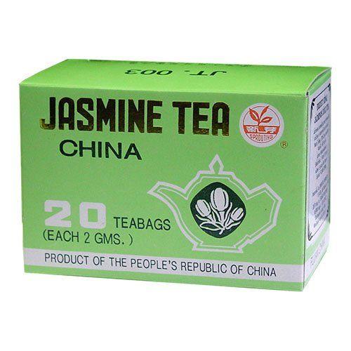 Dr. Chen Eredeti Kínai zöld tea Jázminnal filteres (20 filter)