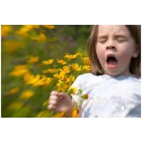 Allergia esetén