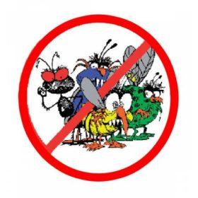 Szúnyog- és rovarírtók