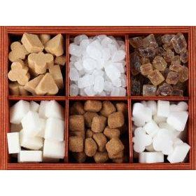 Cukrok, édesítők