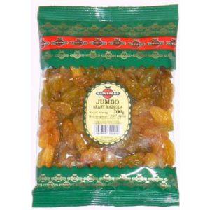 Naturfood Jumbo Arany Mazsola (150 g)