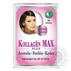 Dr. Chen Kollagén Max Plus tabletta (30 db)
