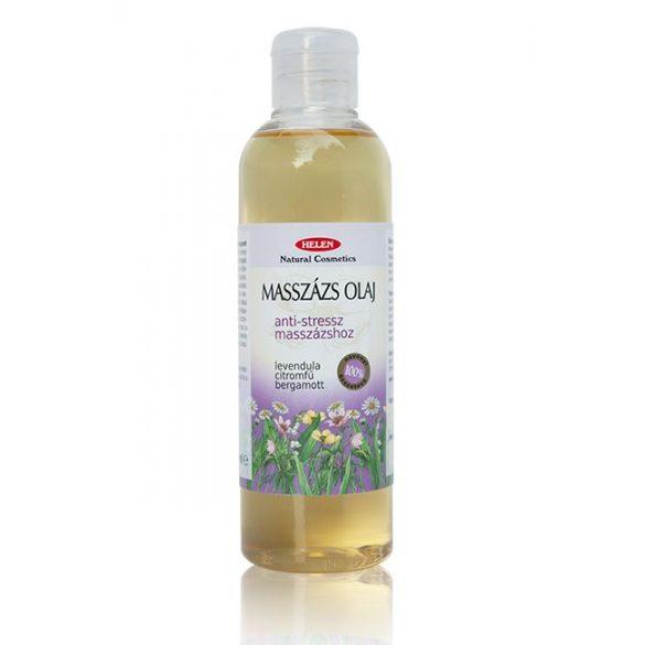 Helen Masszázsolaj Antistressz masszázshoz (200 ml)