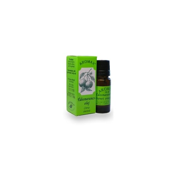 Aromax Édesnarancs illóolaj (10 ml)