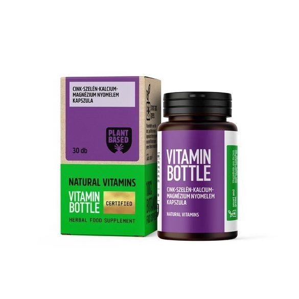 Vitamin Bottle Cink + Szelén nyomelem kapszula (30 db)