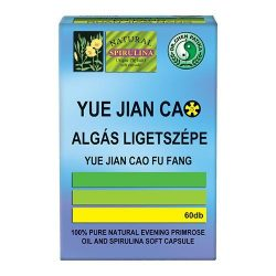 Dr. Chen Alga és Ligetszépe olaj kapszula (60 db)