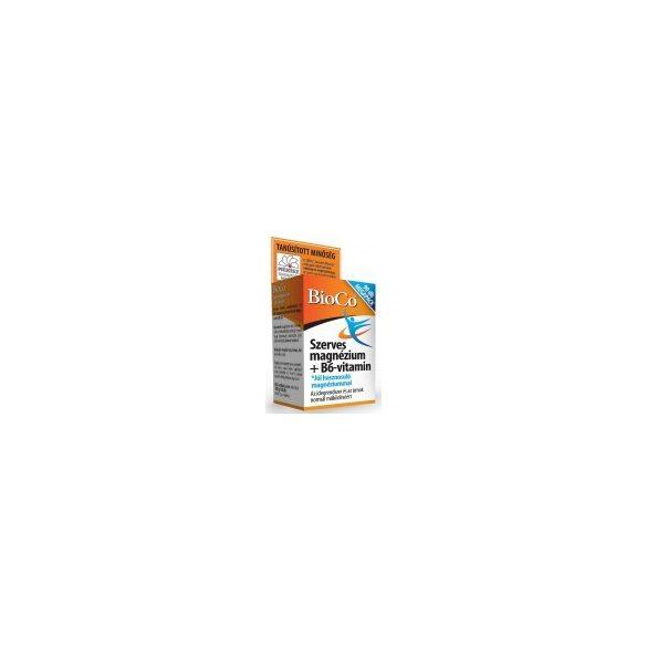 Bioco Szerves Magnézium + B6-vitamin megapack (90 db)