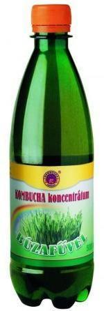 Kombucha koncentrátum, búzafűvel (500 ml)