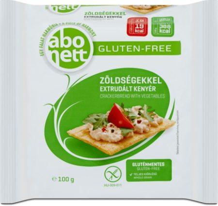 Abonett Extrudált kenyér, gluténmentes (100 g)