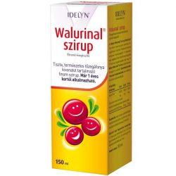 Walurinal szirup (150 ml)