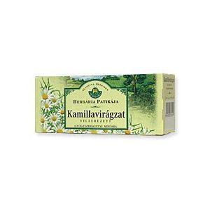 Herbária Filteres tea kamillavirágzat (25x1,2 g)
