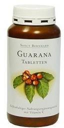 Sanct Bernhard Guarana tabletta (250 db)