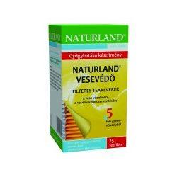 Naturland Vesevédő filteres teakeverék (25 x 1,5 g)