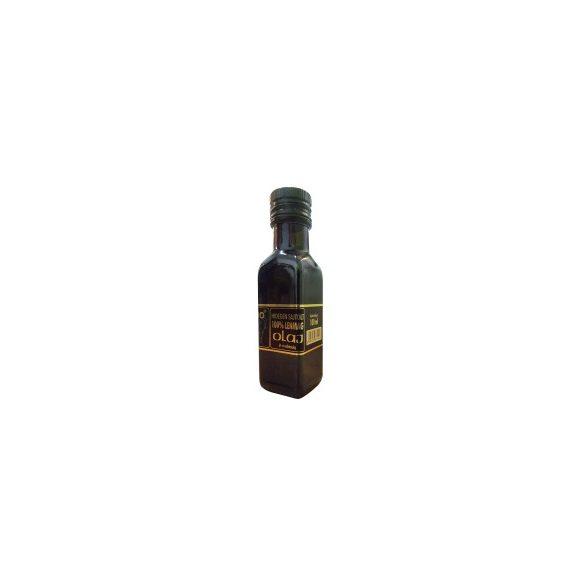 Solio Hidegen sajtolt Lenmag olaj (100 ml)