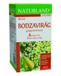 Naturland Bodzavirág tea filteres (20 x 1,5 g)
