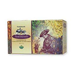 Pannonhalmi Vesetisztító tea (20x1,5 g filter)