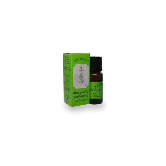 Aromax Muskotályzsálya illóolaj (10 ml)