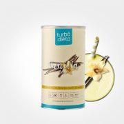 Turbó diéta Intenzív fehérje turmixpor enzimmel több ízben (525 g)