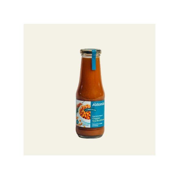 Áldomás Bio Rostos nektár homoktövisből almával és mézzel (320 ml)