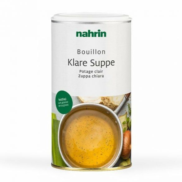 Nahrin Zöldségleves instant (400 g)