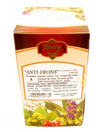 Gyógyfű Boszy Anti-Frons filteres teakeverék (20 db)