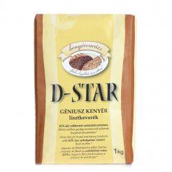 D-Star Géniusz lisztkeverék (1000 g)