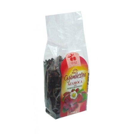 IZ-ISZ gyümölcstea, szamóca (100 g)