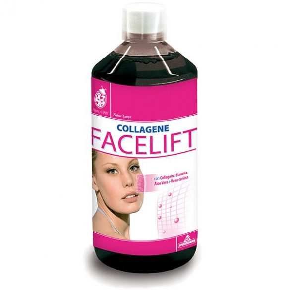 Specchiasol Kollagén Facelift koncentrátum (500 ml)